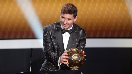Fifa Ballon d'Or, Messi, Dolce and Gabbana, Dolce & Gabbana