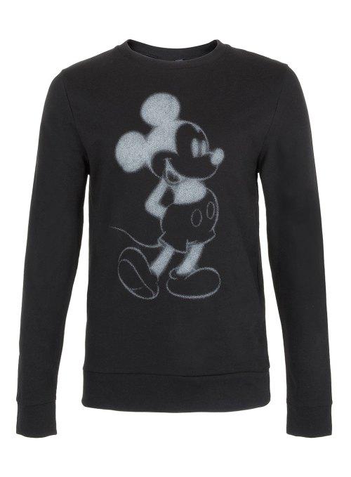Topman, Sweater, menswear, mickey mouse, mickey