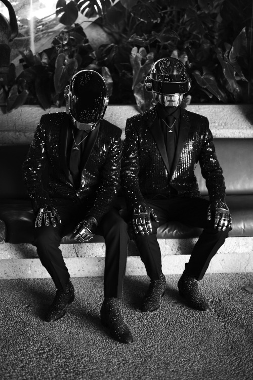 Daft Punk, CR Fashion Book,