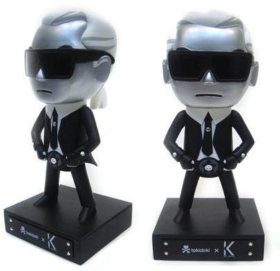Karl Lagerfeld, tokidoki, karl, lagerfeld